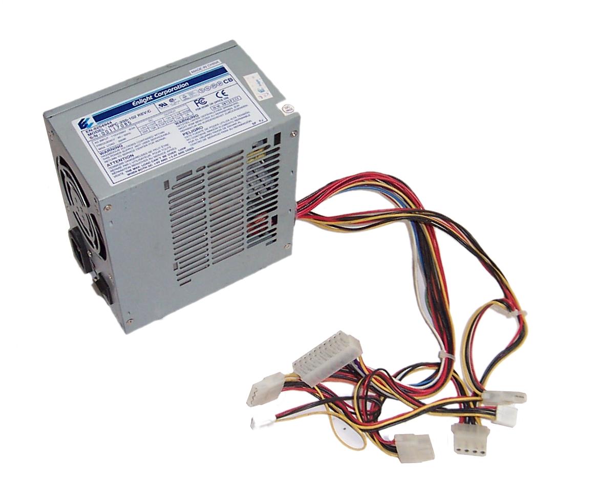 Enlight Corporation EN-8254944 HPC-250-102 250W ATX Power Supply   eBay