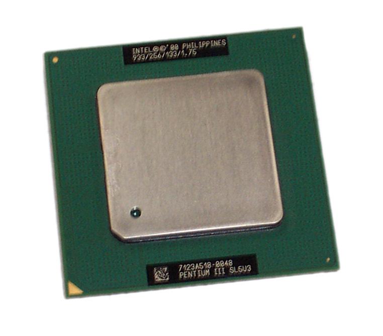 Intel SL5U3 Pentium 3 933MHz Socket 370 Processor