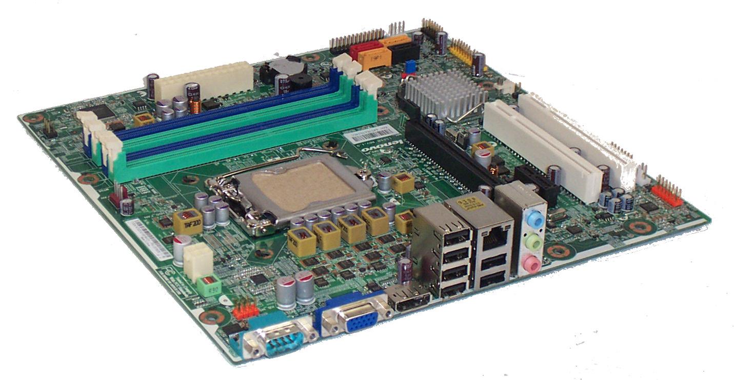 Lenovo 03T8005 ThinkCentre M81 LGA1155 Motherboard