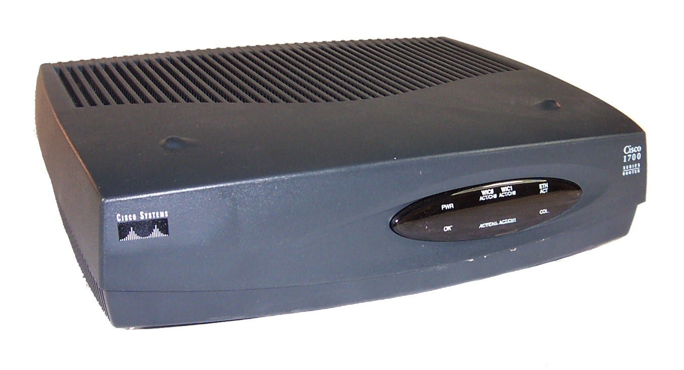 C1700 Cisco {Nhs Alumni}
