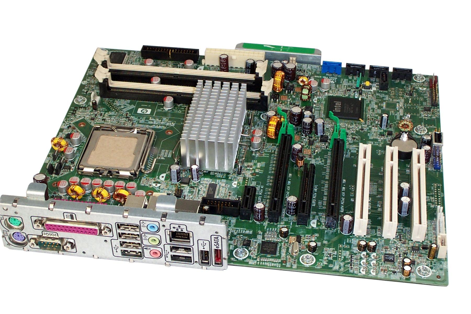 HP Compaq 441418-001 LGA 775 XW4600 Workstation Motherboard - SP 441449-001