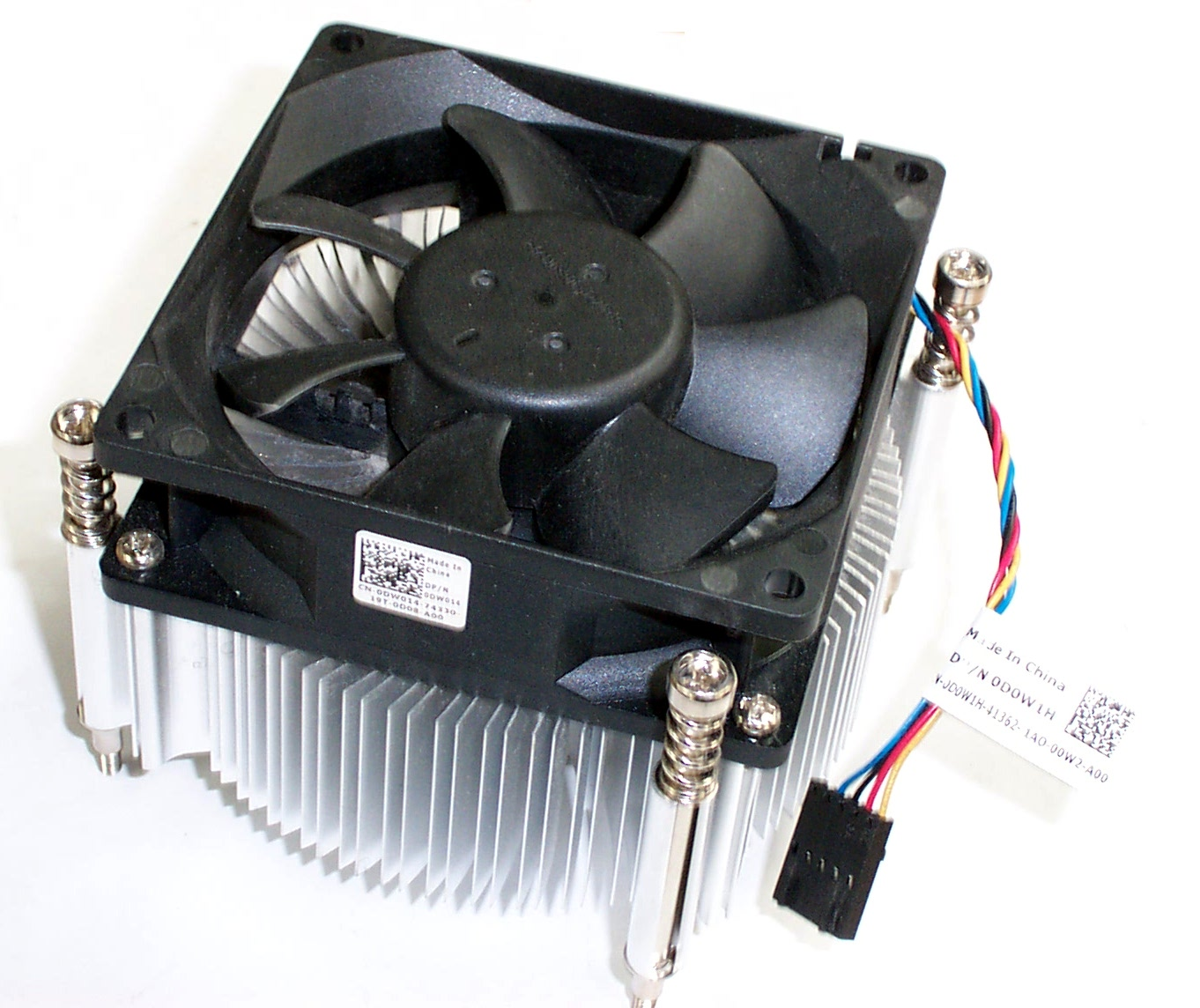Dell DW014 OptiPlex 990 Heatsink and Fan - 9XJXY