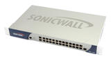 Sonicwall 1RK0C-02F PRO 1260 Enhanced 24-Port Security Appliance