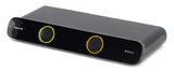Belkin F1DD102L SOHO 2-Port DVI KVM Switch- No Power Supply