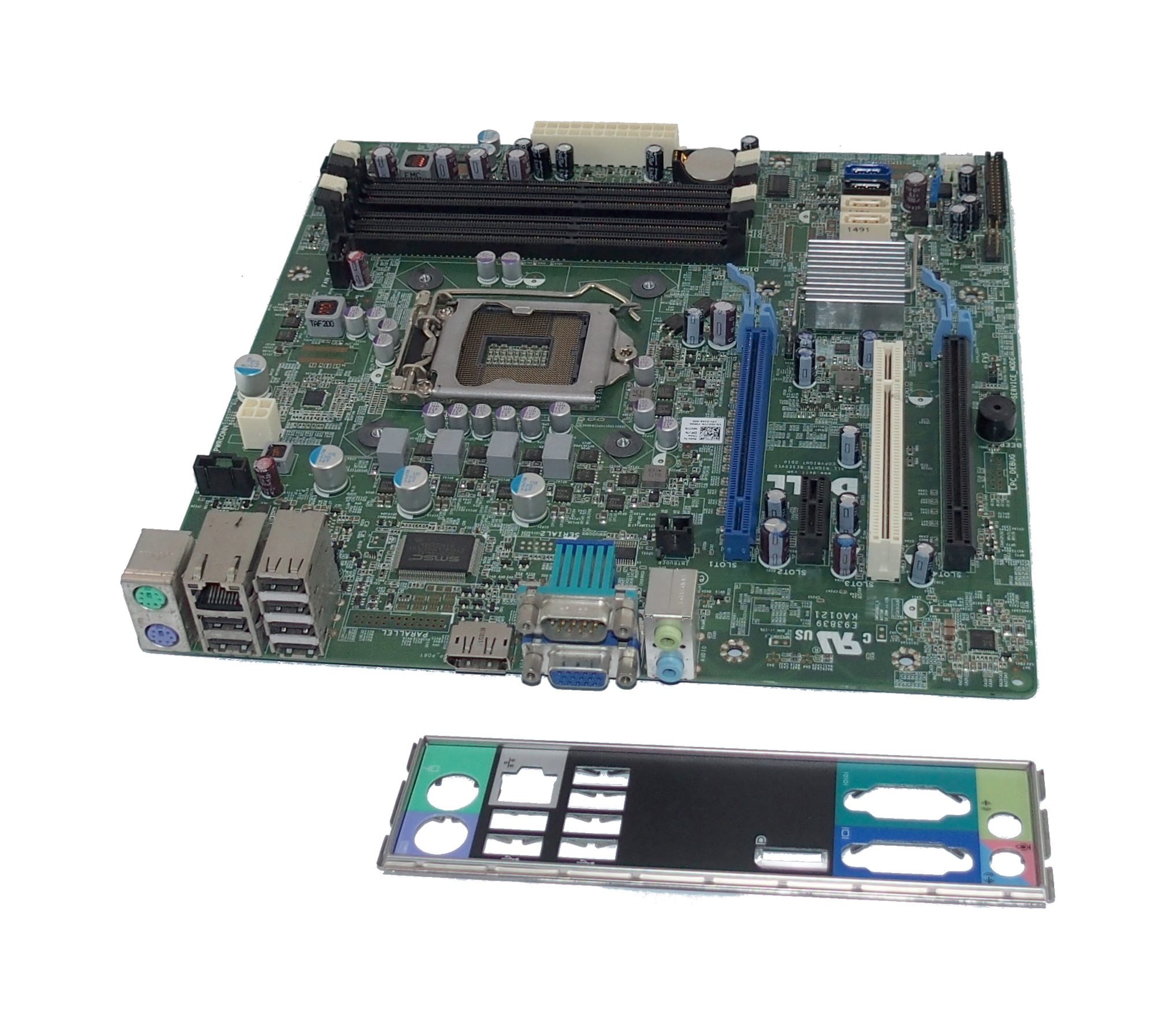 Dell 6D7TR OptiPlex 990 Mini-Tower Socket LGA1155 Motherboard - 06D7TR