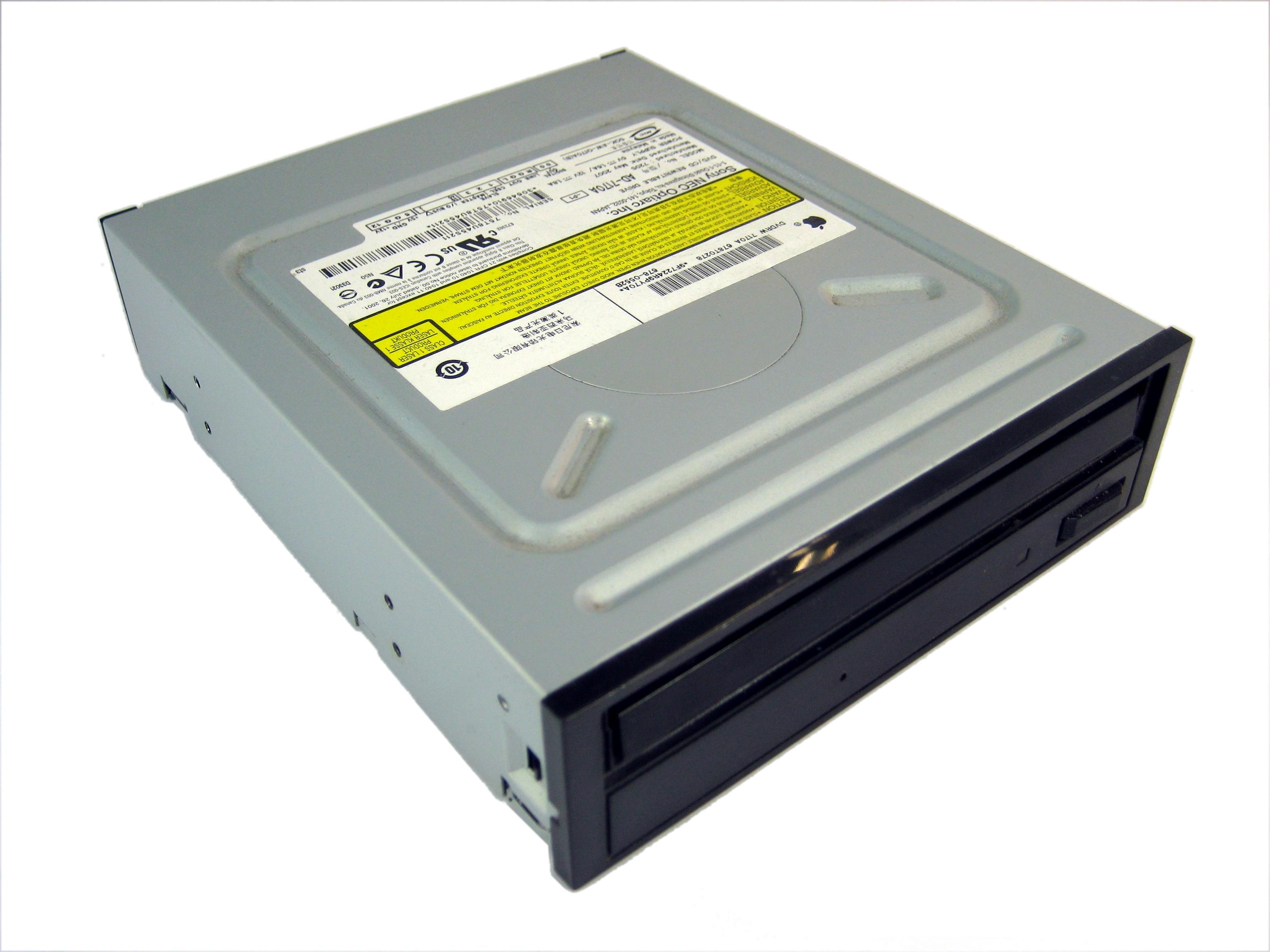 Apple 678-0552C Mac Pro (A1186) IDE DVD/CD Rewritable Optical Drive - AD-7170A