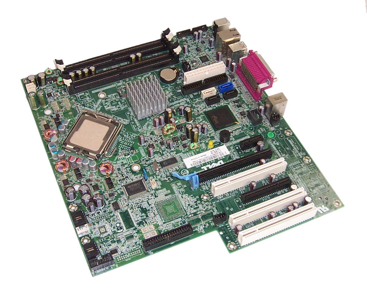 Dell DN075 Precision 390 Workstation Socket T (LGA775) Motherboard