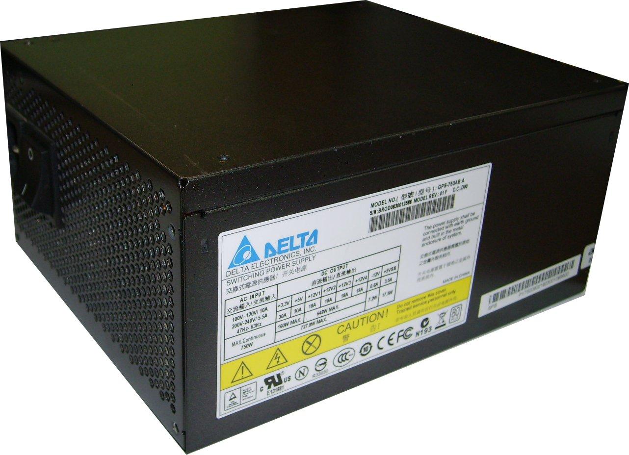 GPS-750AB A Delta 750W MAX ATX PC Power Supply