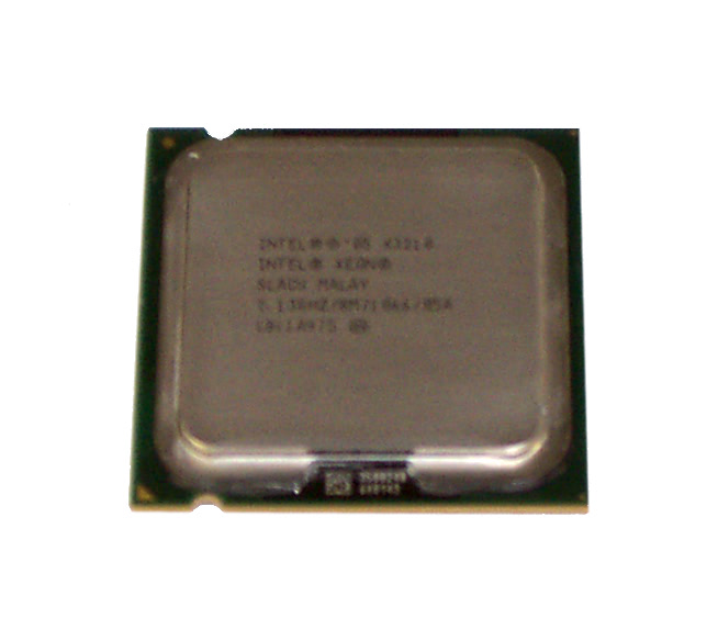 Intel SLACU 2.13Ghz 8MB 1066Mhz X3210 Quad Core Processor X321 0