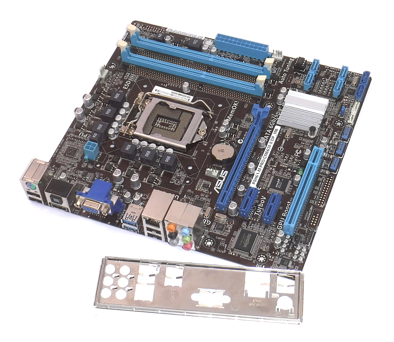 ASUS P8H61-M Pro LGA1155 Motherboard - CM6730-UK020S
