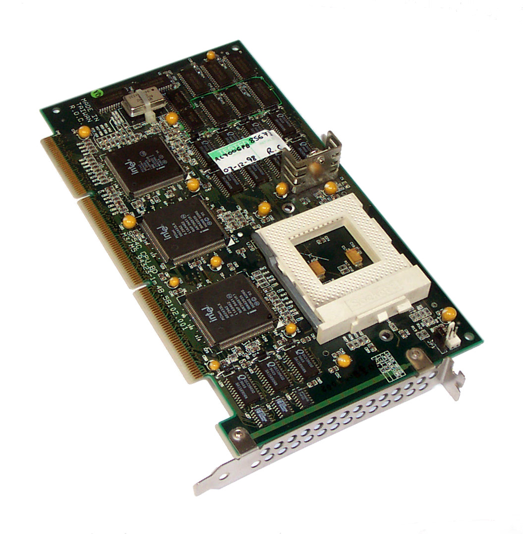 Acer 48.58102.001 Socket 5 CPU Board