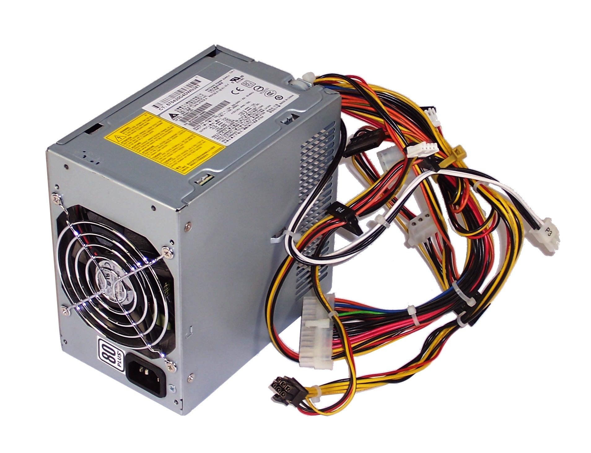 HP 452554-001 XW4600 Workstation 475W ATX Power Supply- HP P/N: 450937-001