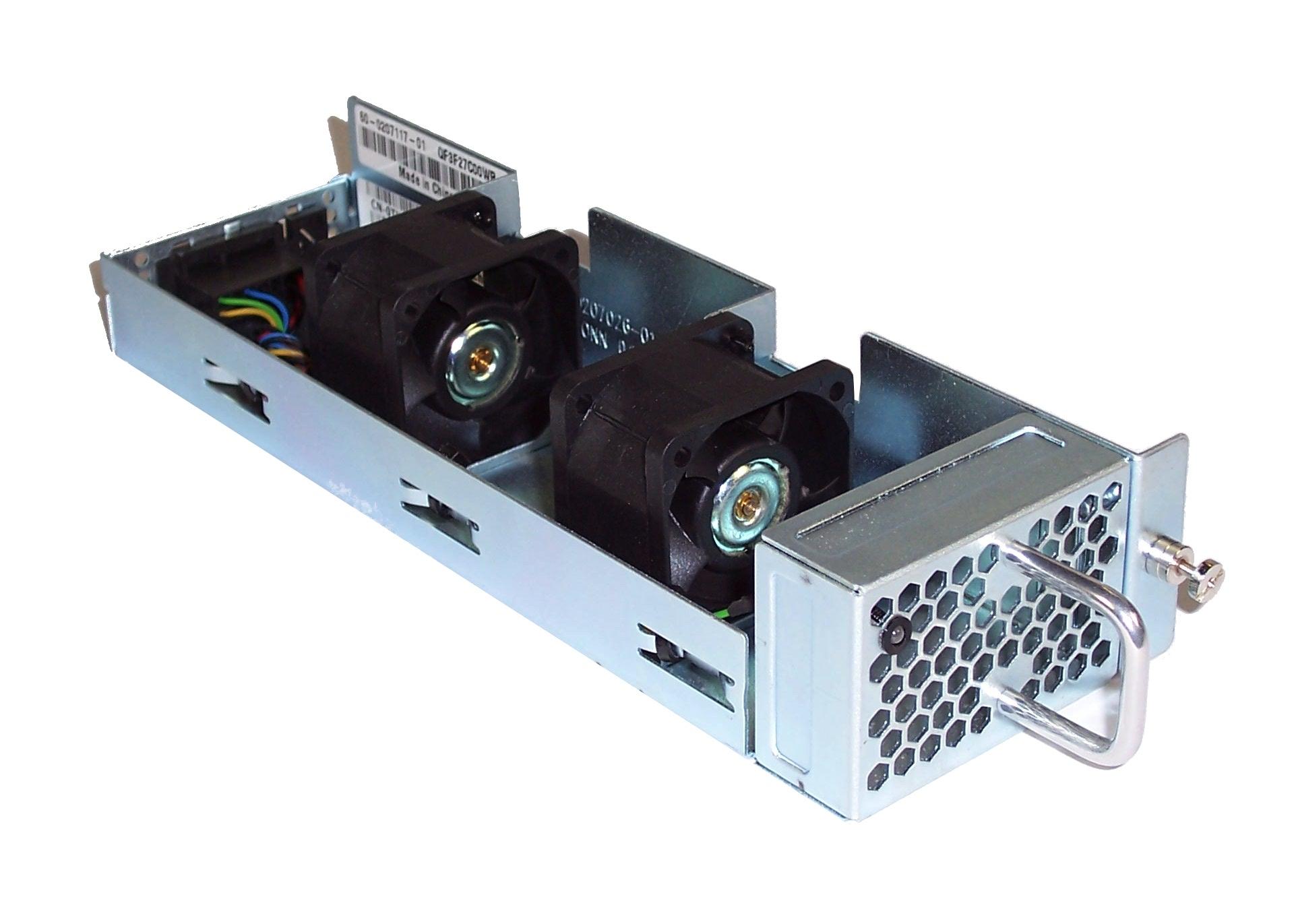 Dell TH128 Brocade SilkWorm 4100 60-0207117-01 FC Switch Fan Tray Module