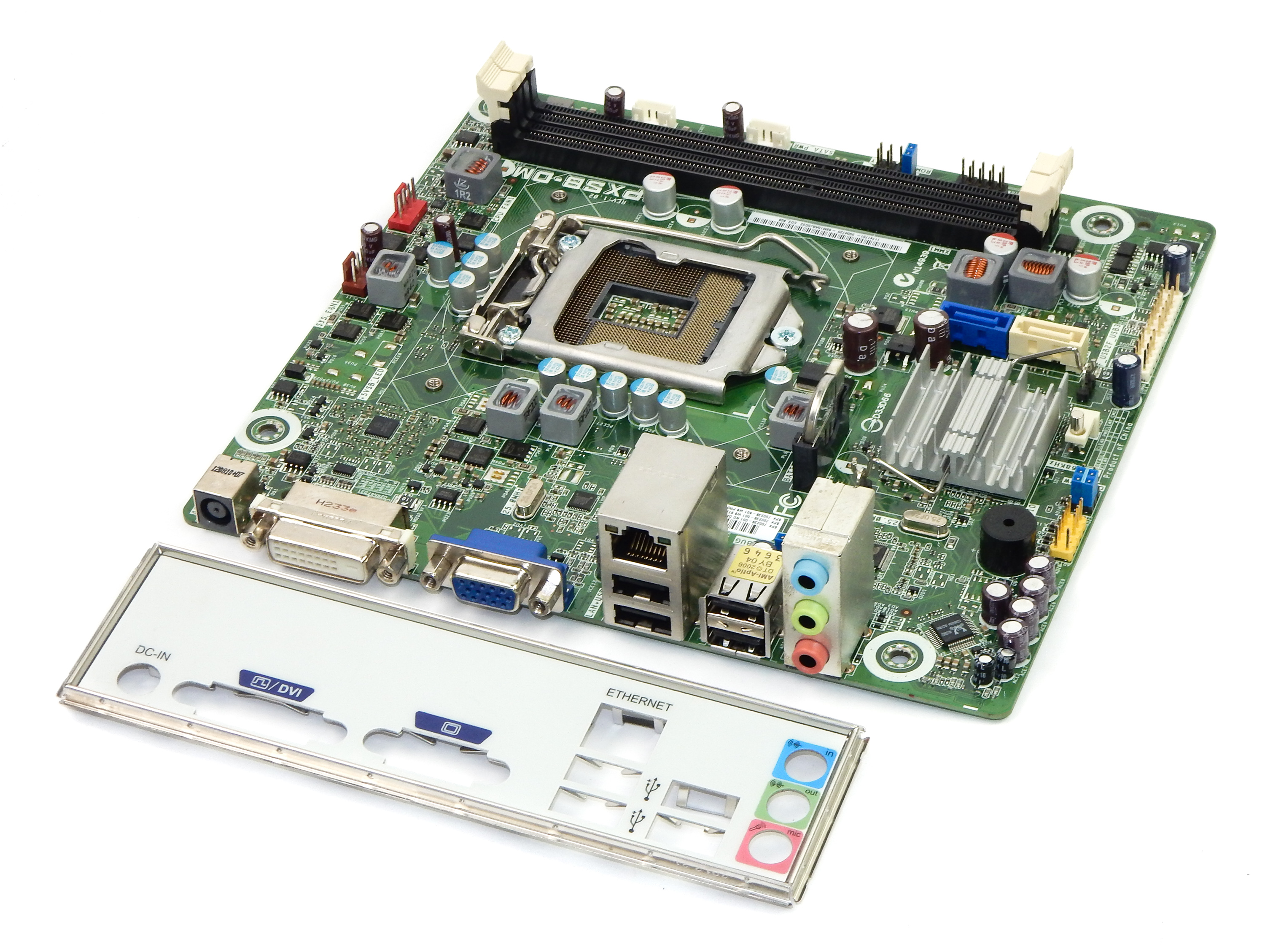 HP IPXSB-DM 699340-001 Revision:1.02 Socket 1155 Motherboard 700239-001