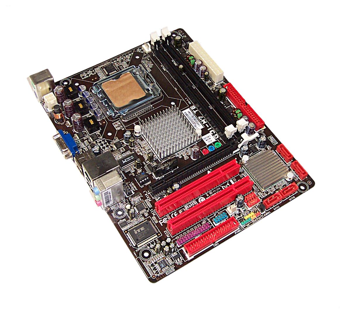 Biostar G31-M7 TE VER:6.7 Socket T (LGA 775) microATX Motherboard