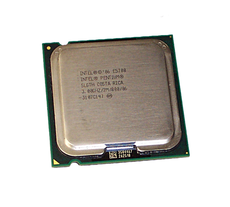 Intel SLGTH Pentium Dual-Core E5700 3.0GHz (2MB, 800MHz) LGA 775 Processor