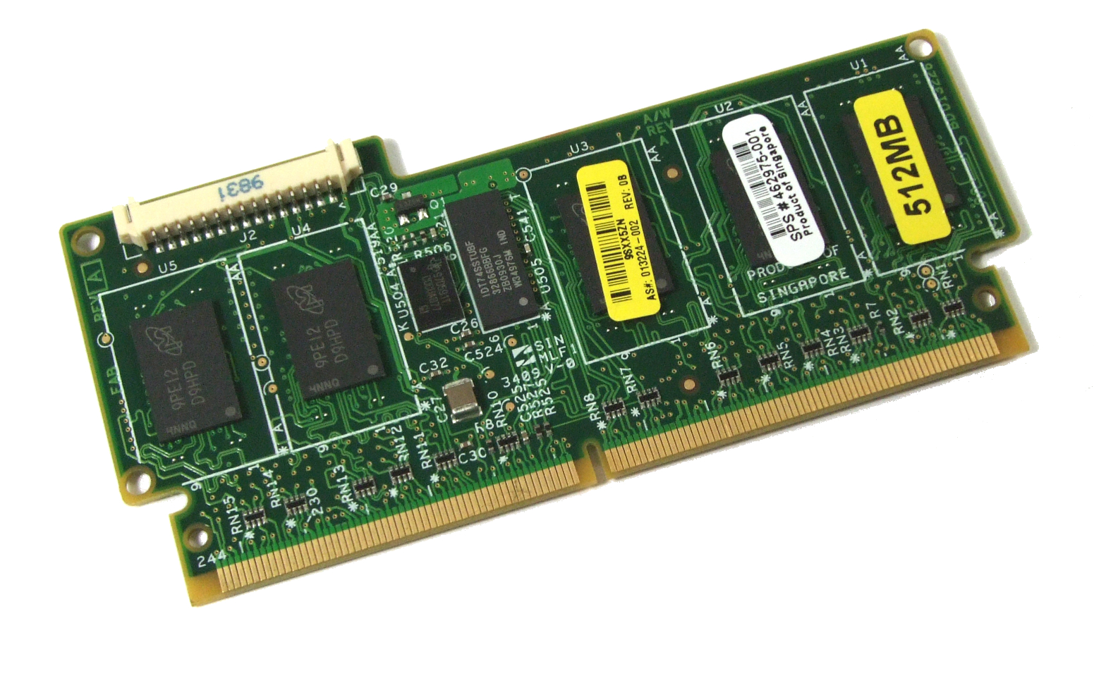 462975-001 HP 512MB Smart Array Write Cache Memory Module - 013224-002