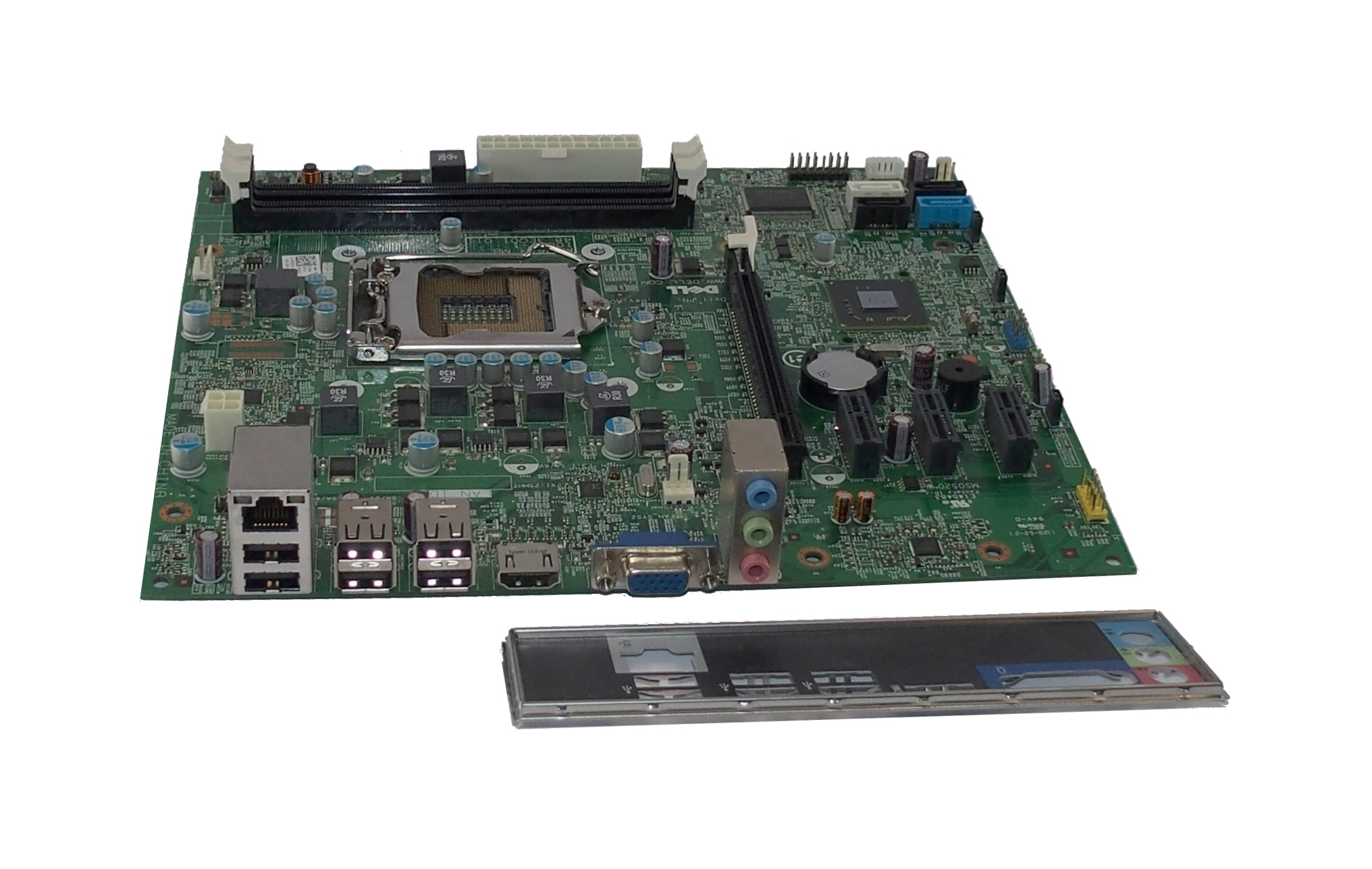 Dell M5DCD OptiPlex 390 MT (Model:D07D) Intel Socket LGA1155 Motherboard MIH61R