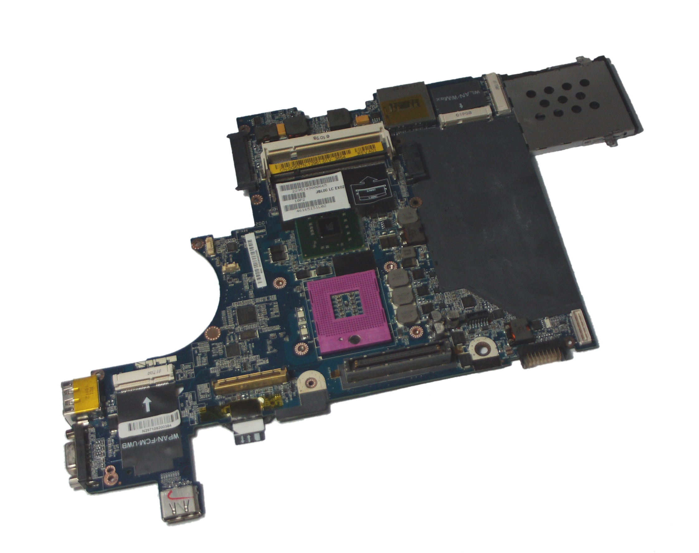 Dell G637N Latitude E6400 Laptop Motherboard