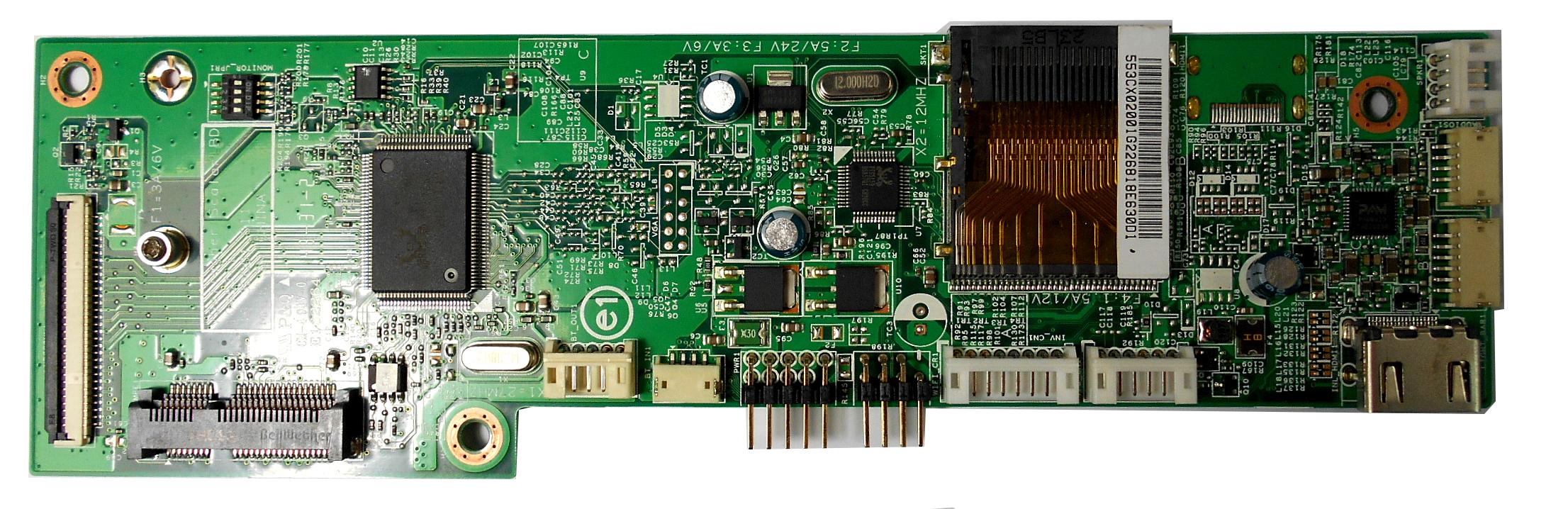 48.3DQ01.011 Acer Aspire AiO PC Scaler Board (vGallagher) - 10457-1