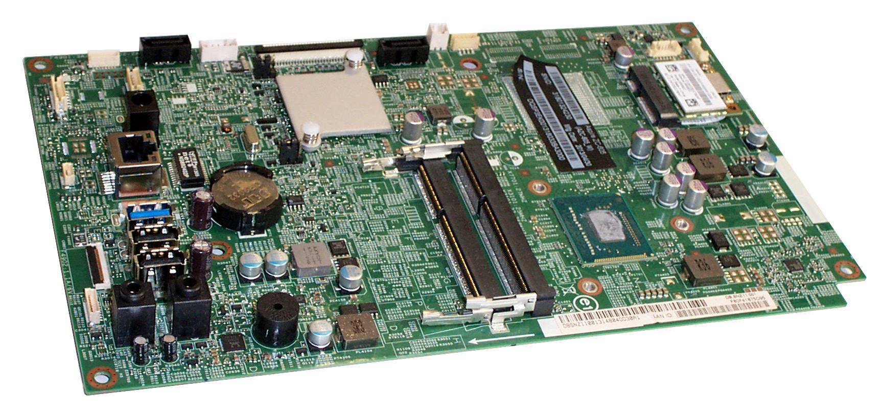 Acer Aspire ZC-605 DB.SNZ11.001 Motherboard w/ 1.5 GHz Intel Celeron 1007U CPU