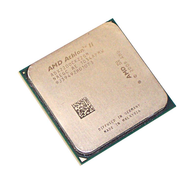 AMD Athlon II X2 ADX220OCK22GM 2800MHz Dual Core Socket AM3 Processor