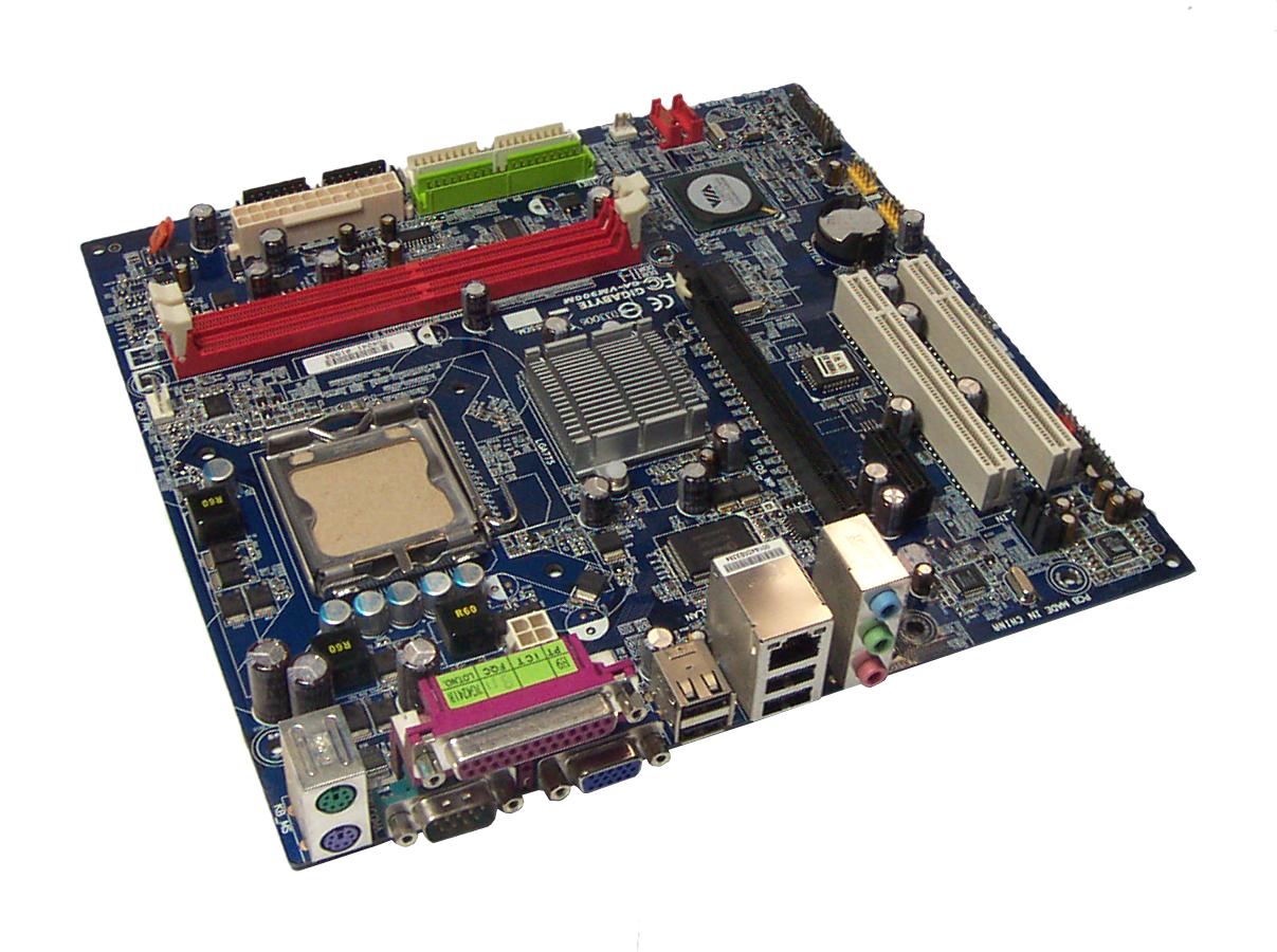 Gigabyte GA-VM900M Rev 1.0 Socket 775 Motherboard