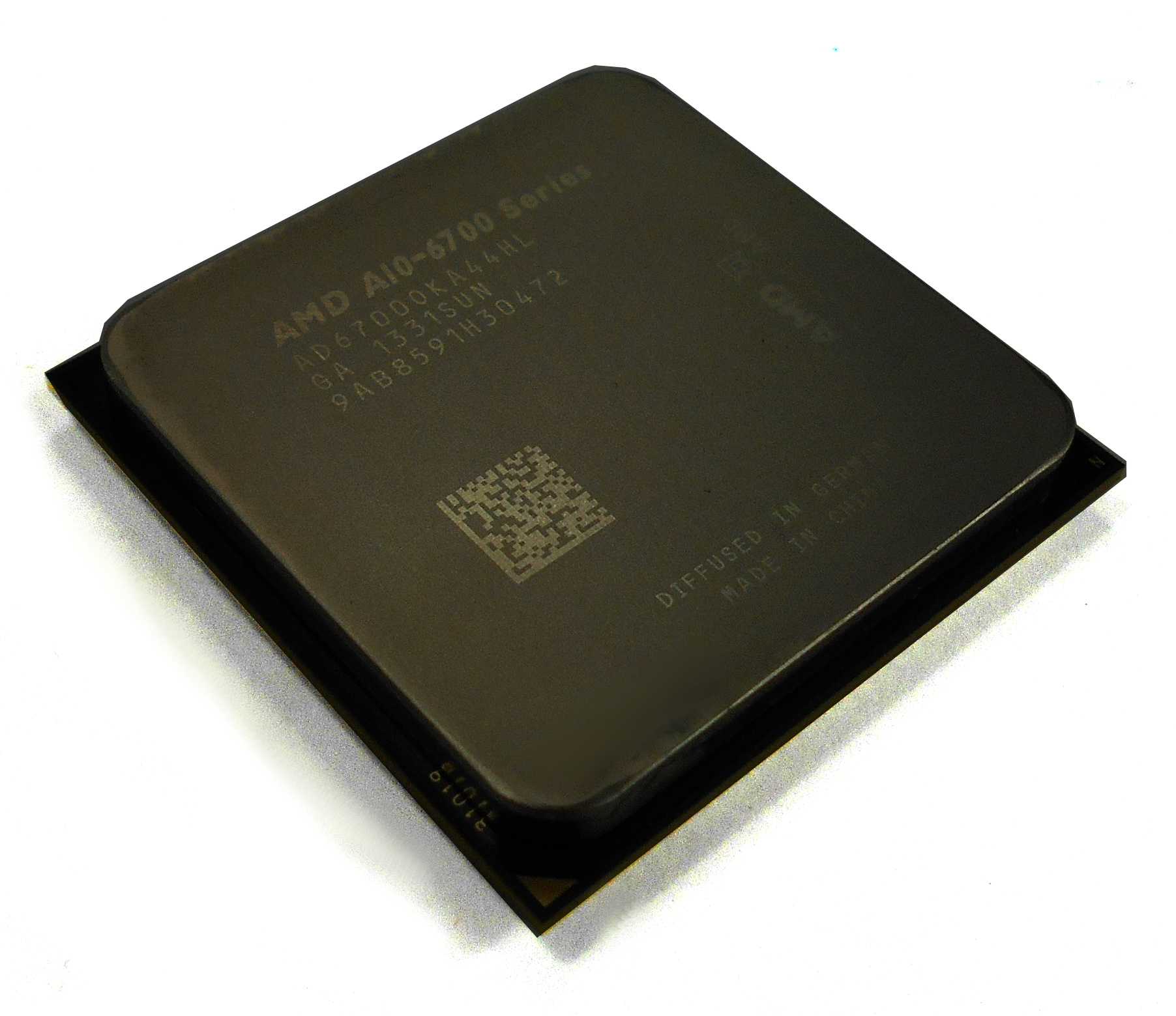 AMD AD67000KA44HL A10-Series A10-6700 3.7GHz Quad-Core Socket FM2 CPU