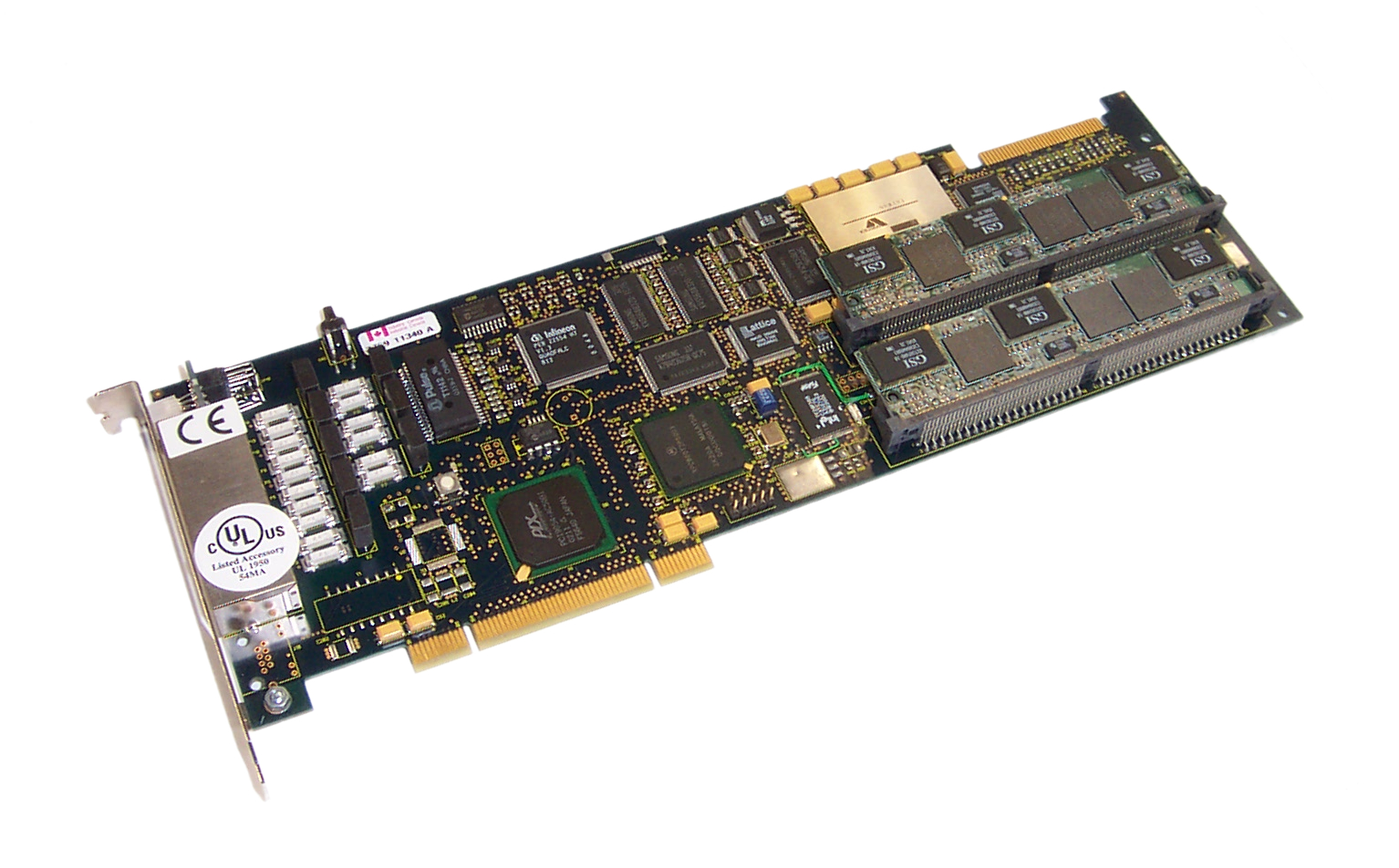 Telesoft Technologies 2025T000 PCI MPAC 1200 Card