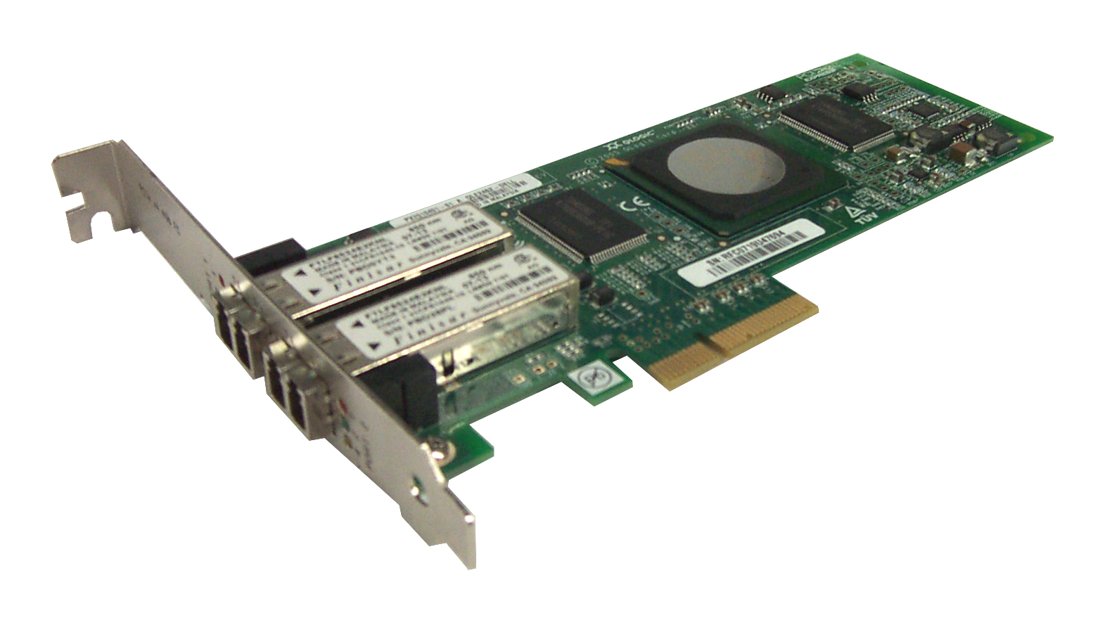 Dell DH226 4GB Dual Port PCIe 4x Fibre Channel Card