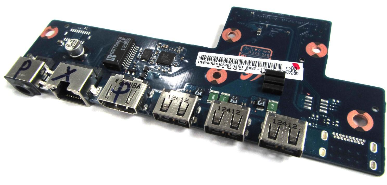 BA92-11004A Samsung DP500A2D AiO Hero Rear IO HDMI/USB/LAN & Input Power Board