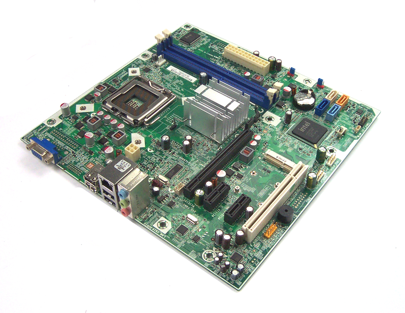 HP 608883-002 H-IG41-uATX REV:1.1 500B MT Socket 775 Motherboard