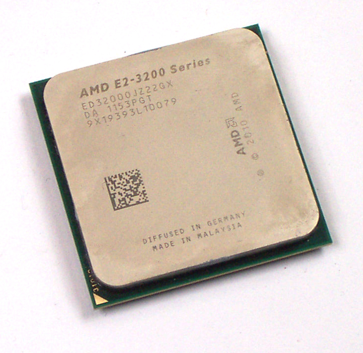 ED3200OJZ22GX AMD Fusion E2-3200 2.4GHz Dual Core Socket FM1 CPU