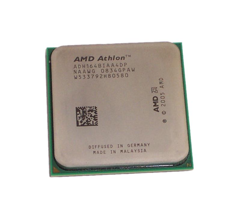 AMD ADH164BIAA4DP Athlon 64 1640B 2.7GHz Socket AM2 Processor