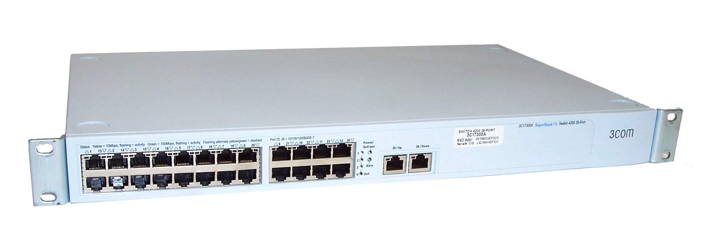 3com superstack 3 3226 manual