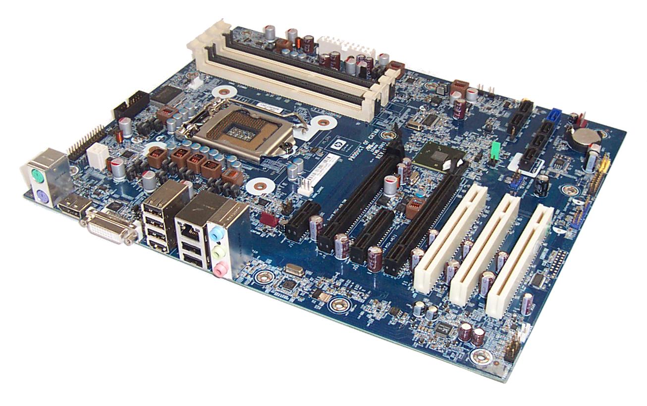 HP 503397-001 Z200 Workstation Socket LGA 1156 Motherboard - SPS:506285-001