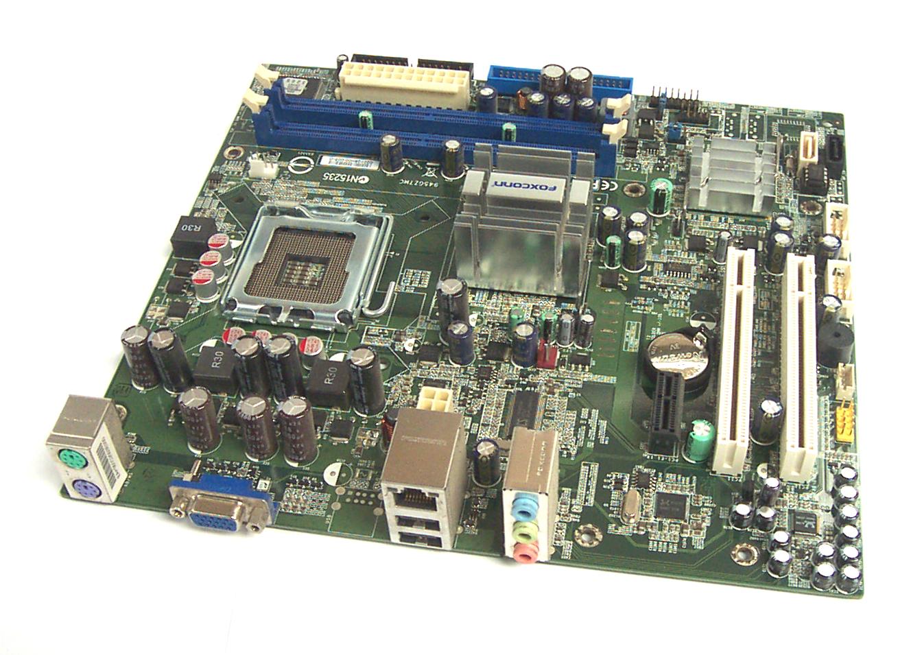 FOXCONN MOTHERBOARD 945GZ7MC TREIBER HERUNTERLADEN