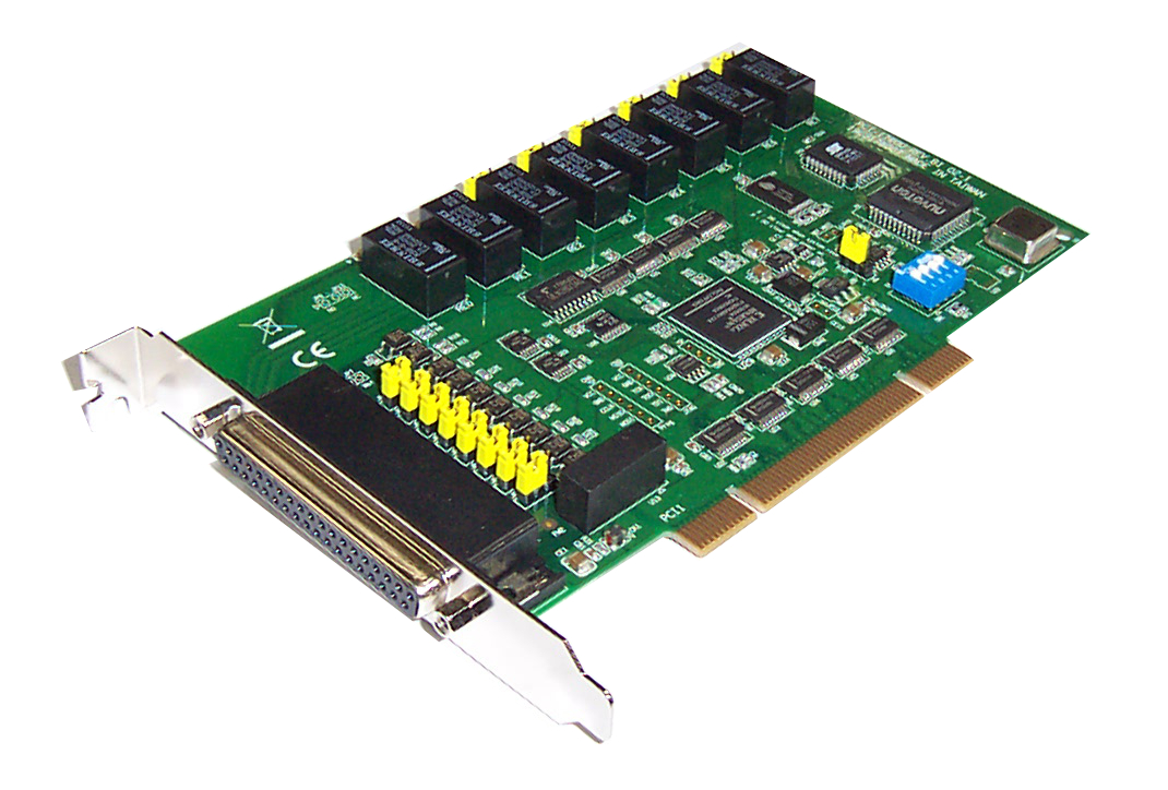 Advantech PCI-1760U 10-Channel Isolated Digital Input Card PCI