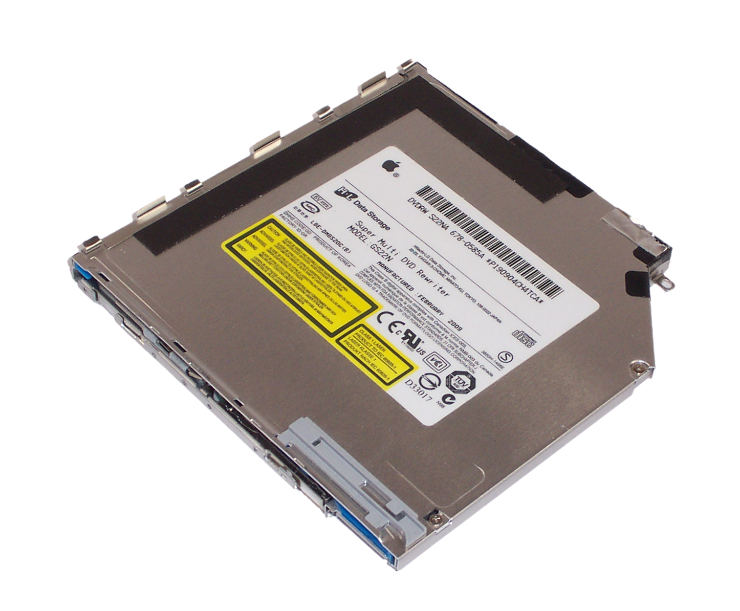 """Apple 678-0585A Macbook 13"""" A1181 Super Multi DVD Rewriter"""