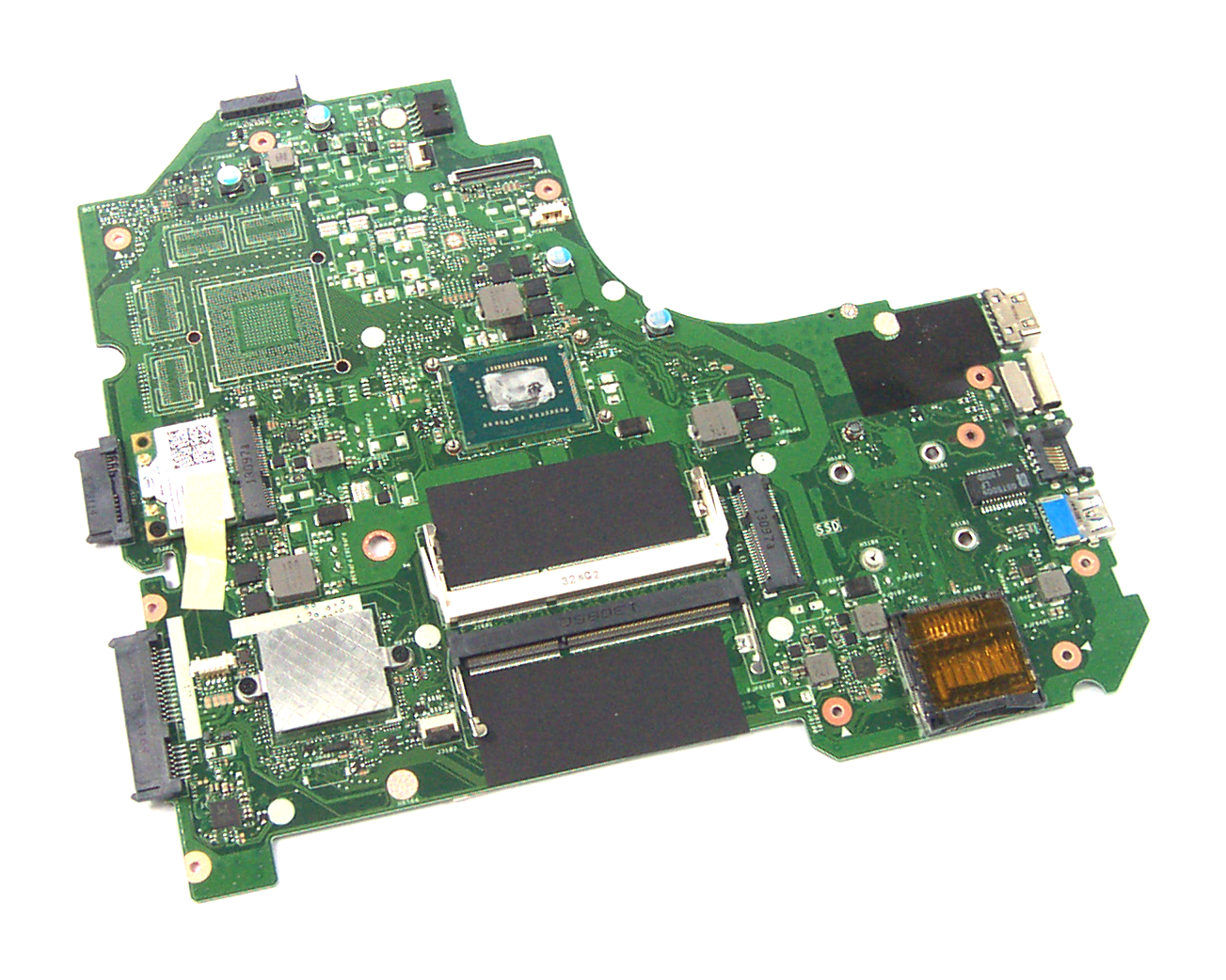 Asus 60NB00Y0-MB4000 with BGA Core i3-3217U CPU Motherboard for S550CA Laptop