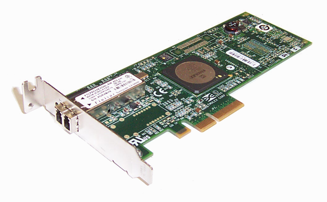 HP StorageWorks 397739-001 4Gbps PCIe HBA Card - Low Profile