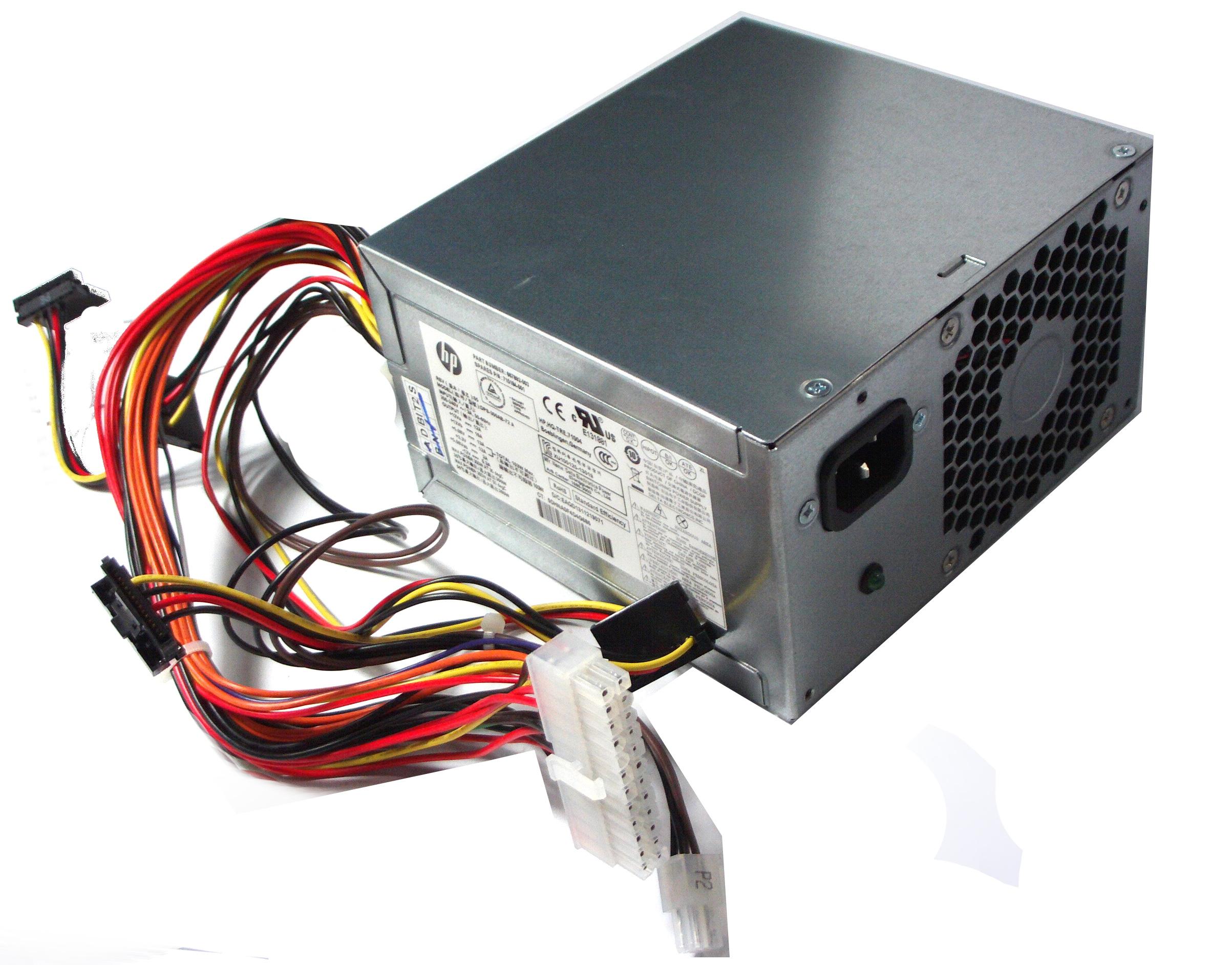 HP 667892-003 DPS-300AB-72 Pro 3515 MT Series 300W 24-Pin ATX Power Supply