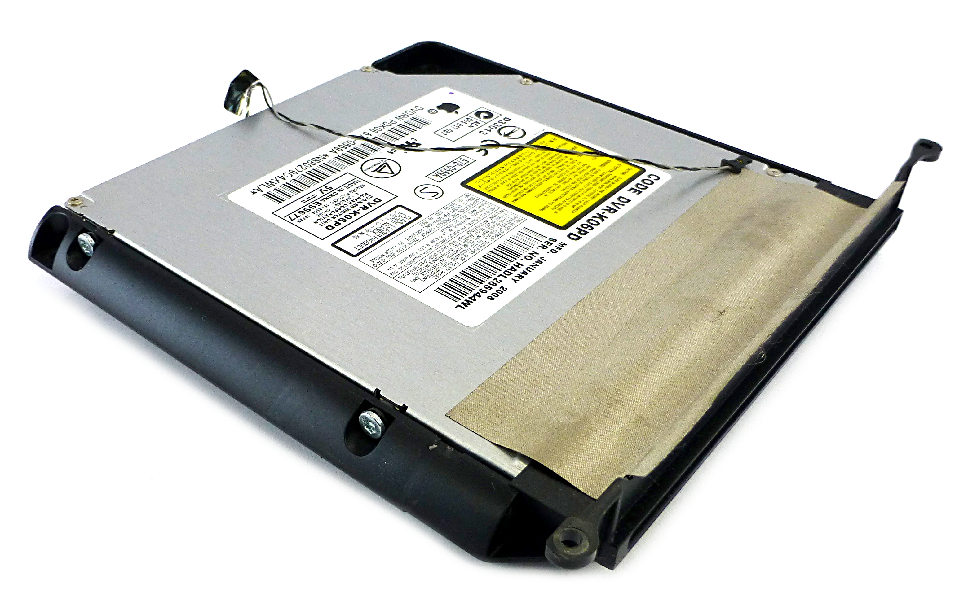 678-0559A Apple DVD-R/RW Writer Optical Drive - Pioneer DVR-K06PD