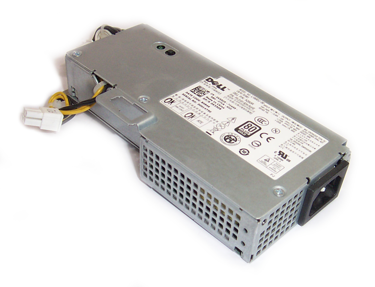 Dell K350R Optiplex 780 USFF 180W 80+ Gold Power Supply