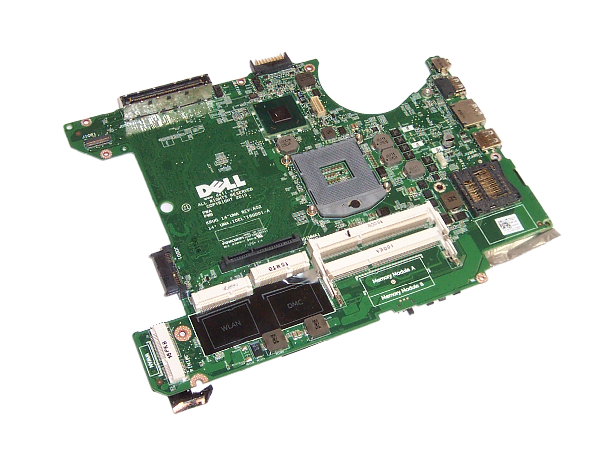 Dell 06X7M Latitude E5420 Laptop Motherboard