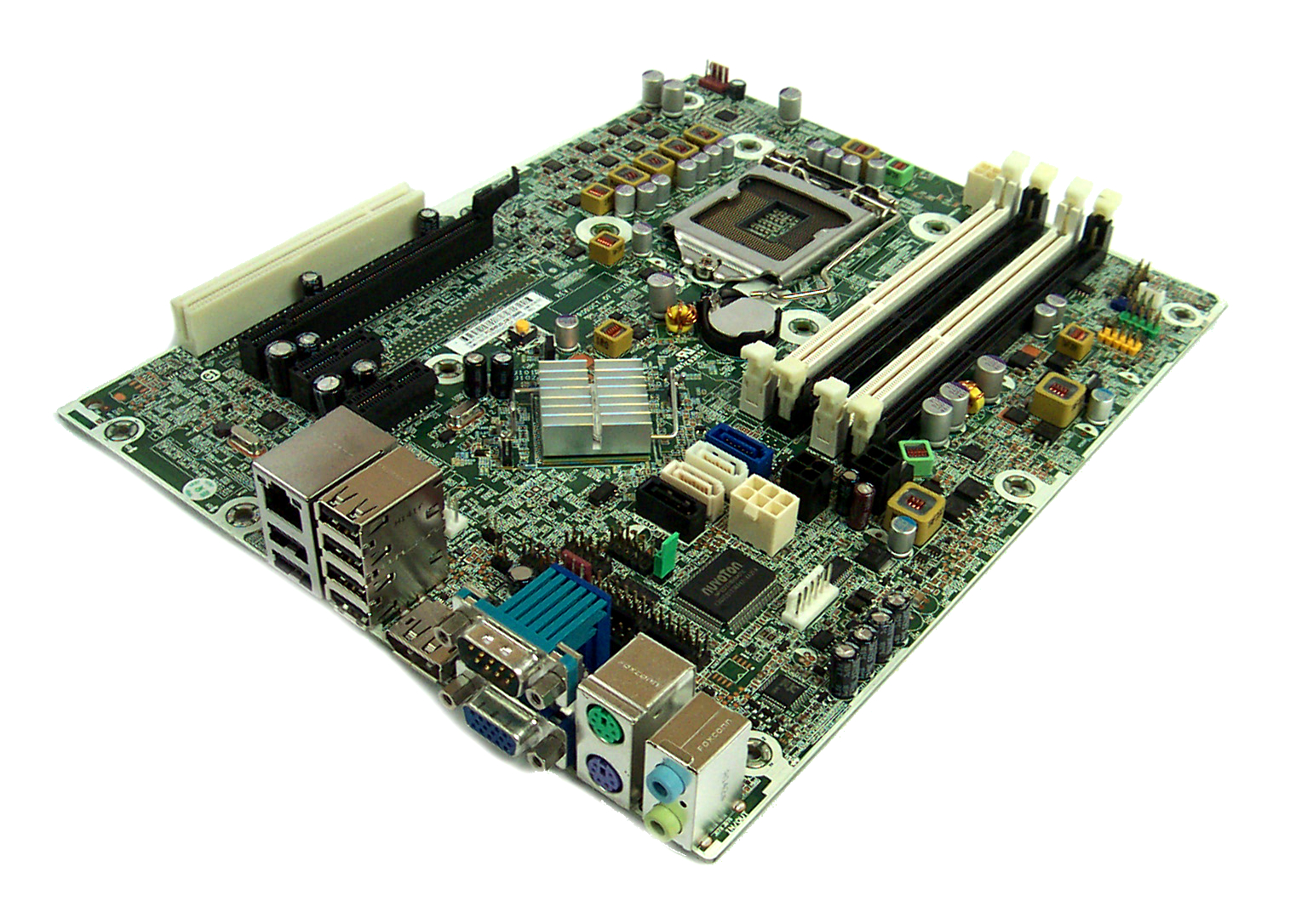 HP 614036-002 Socket H2 (LGA1155) Motherboard - 615114-001