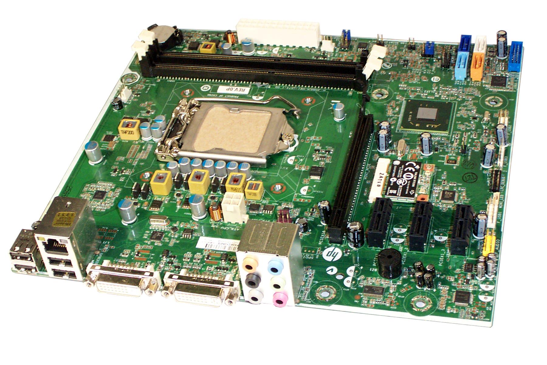 696233-001 HP Intel Socket LGA1155 DDR3 Motherboard