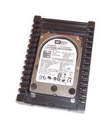 "Dell N963M WD1600HLFS-75G6U1 160GB 10K RPM SATA 2.5"" HDD With 3.5"" Caddy"