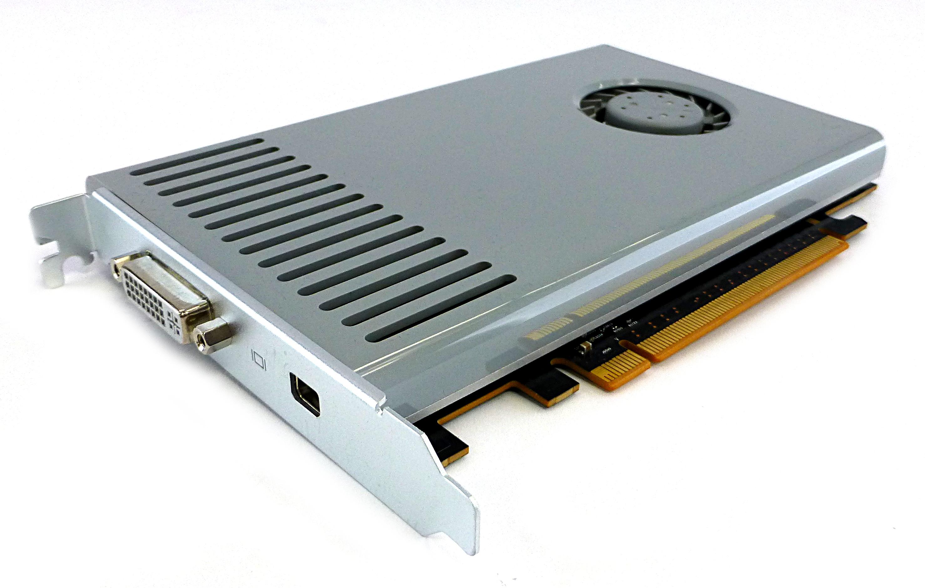 Apple 630-9643 A1310 GeForce GT120 512MB GDDR3 PCI-e MiniDP/DVI Graphics Card