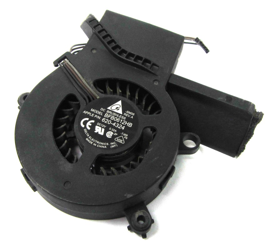 "620-4324 630-3914 Apple iMac 20"" A1224 Cooling Fan -Delta BFB0612HB-7J69/SM06"